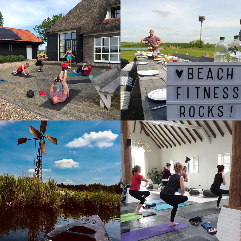 Fitness Bootcamp in Holland