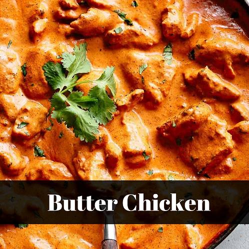 Butter Chicken (serves 2-3)