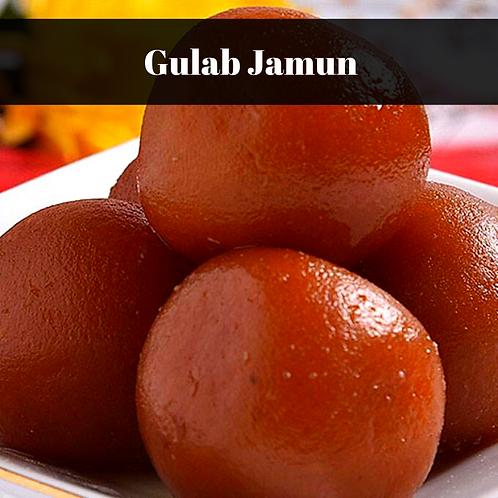Gulab Jamun (Dessert)