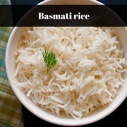 Basmati Rice ( Serves 2-3)
