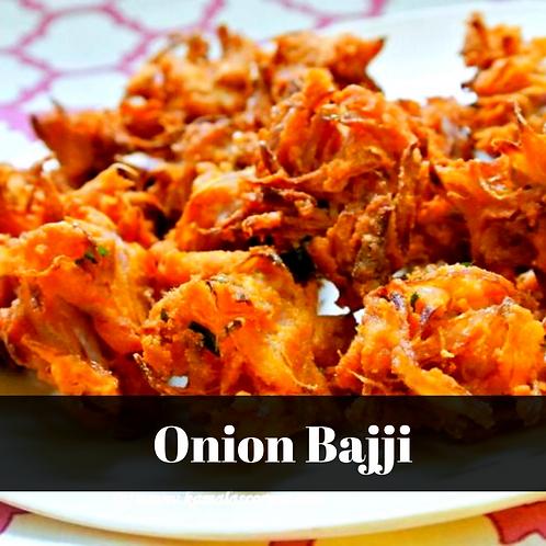 Onion Bajji (7 nos)