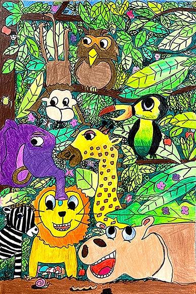 Artwork by Mia Marquez
