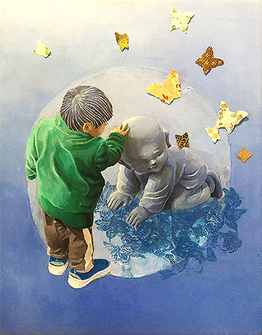 Artwork by Athena Zahn