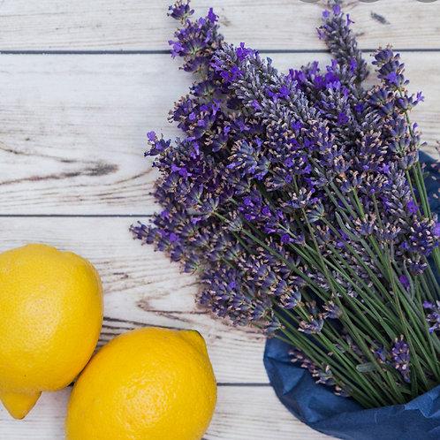 Power (lemon + lavender)