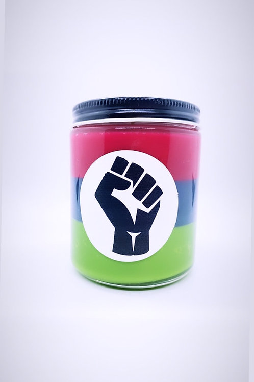 Black History Candle