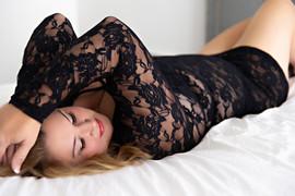 lace-dress-boudoir