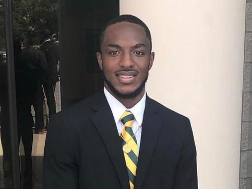 Senior Honor Student and WU Basketball PG Loses His Life