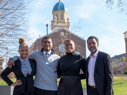 University Awards McIntosh Scholarship to Stivers Senior