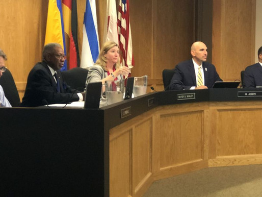 City Commission Values Still Unclear after Last Week's Blowout