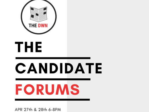 Dayton Weekly News Hosts Forums for Dayton Candidates