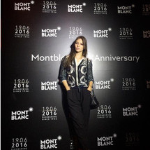 Montblanc party