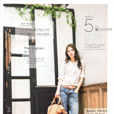 Sweet magazine - Juliana's shirt fashion