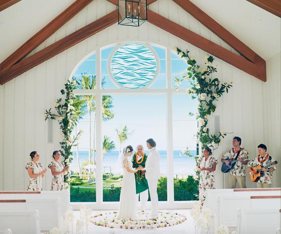 Arluis wedding - Four seasons 広告 Ad