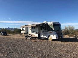 Boondocking Jackpot | Beautiful Locations in the Desert Southwest