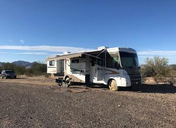 Boondocking Jackpot   Beautiful Locations in the Desert Southwest