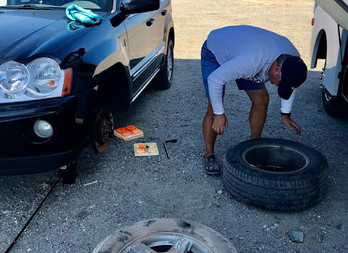 It's Only A Matter of Time | How & When to Check Your Tires | FMCA
