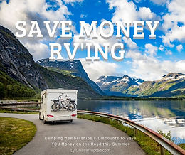 How We Save Money RV'ing | Travel Smarter Not Harder