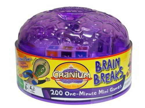 Brain Breaks Cranium