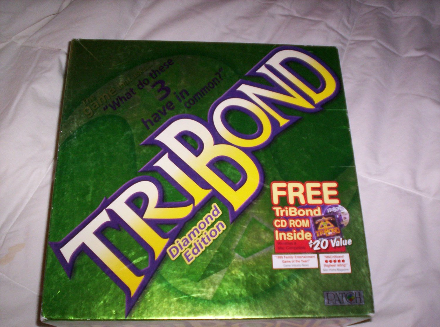 TriBond: Diamond Edition