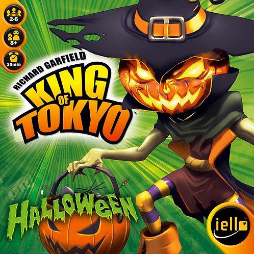 King of Tokyo Halloween (expansion)
