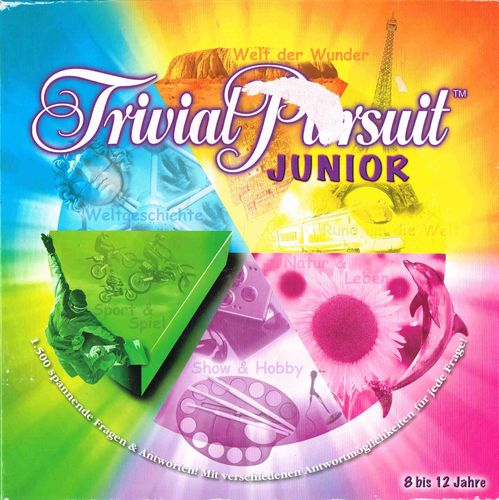 Trivial Pursuit Jr