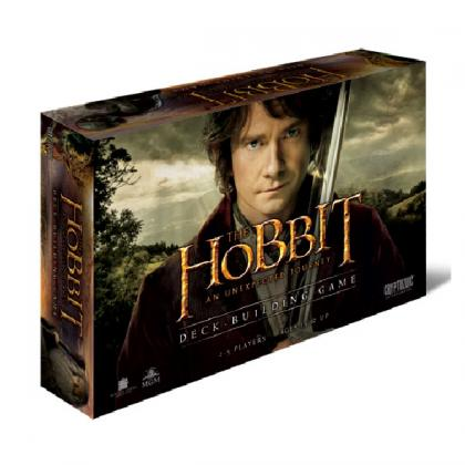 The Hobbit Deck Building Game