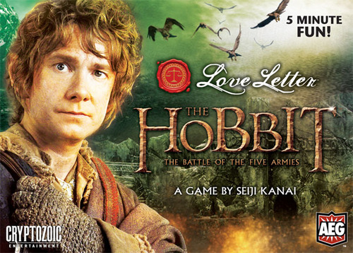 Lover Letter The Hobbit