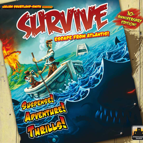 Survive Escape From Atlantis!