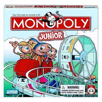 Monopoly Jr