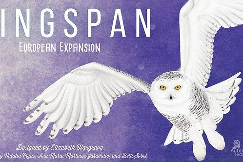 Wingspan European Expansion