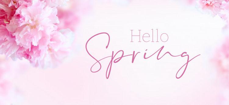 white-frame-hello-spring-banner_125452-1