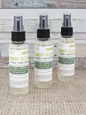 Tea Tree & Lavender Handytizer Spray