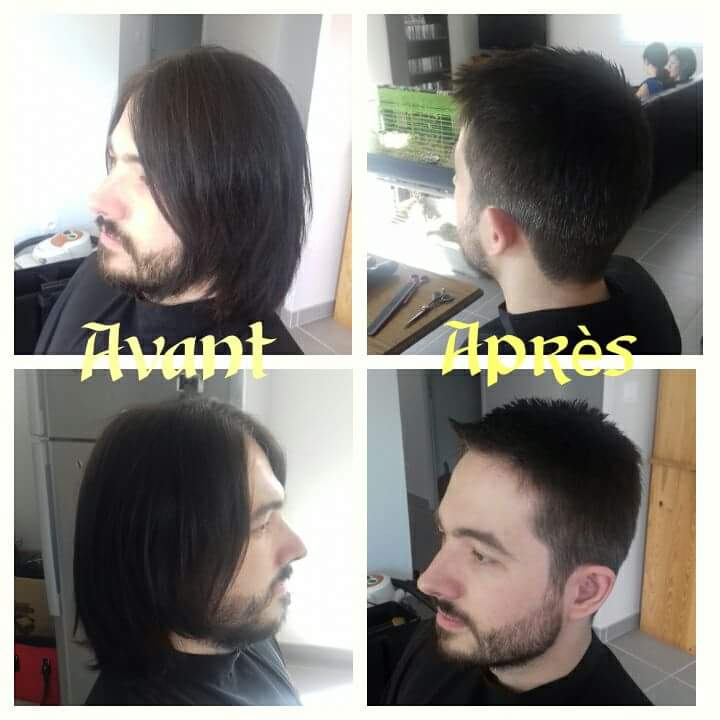 Coupe & barbe