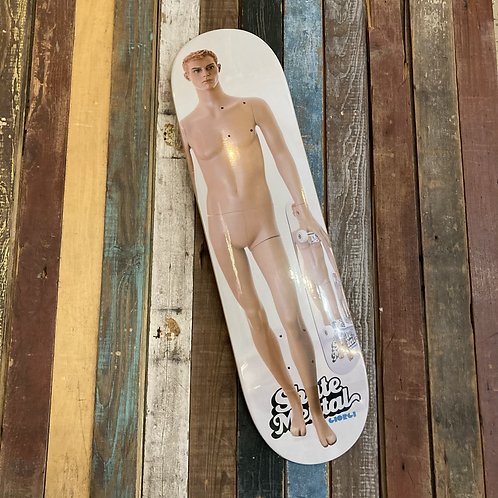 SkateMental Ken doll got the Ken doll board 8.25