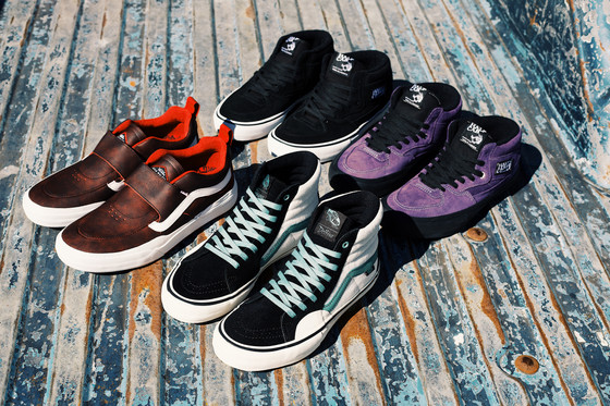 New Van Pros Dropping this Week