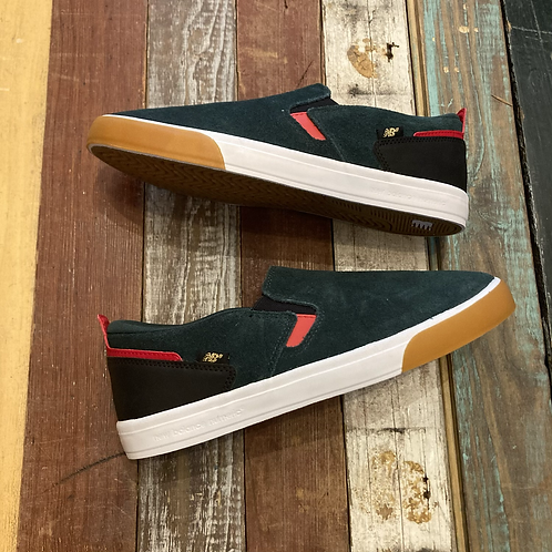 Go grind a big handrail in these Jamie Foy NM306 Slip ons