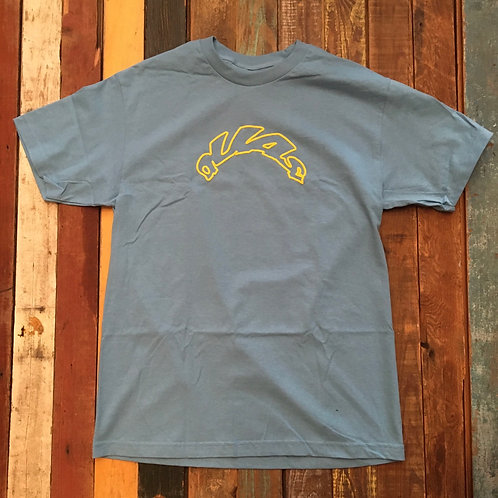 It'd be a lot cooler if you had this Quasi tee