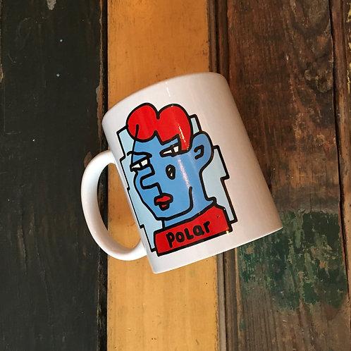 Polar Doodle Mug