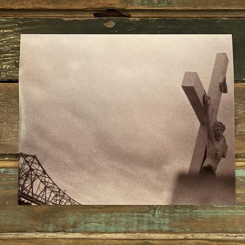 """""""Crusafix"""" by Todd Taylor 8 x 10 Photo Print"""