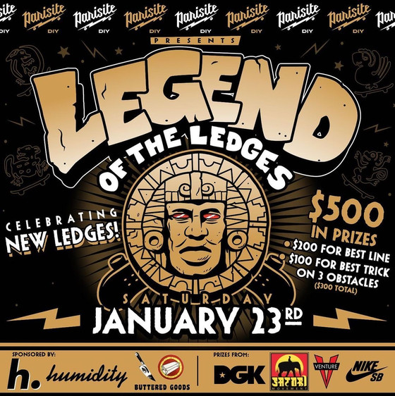 Legend Of The Ledges Recap