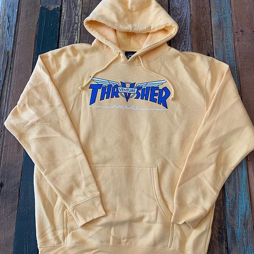 Peachy Venture x Thrasher Hoodie