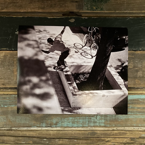 """""""Phillip Santosuosso, Back Smith"""" by Todd Taylor 8 x 10 Photo Print"""