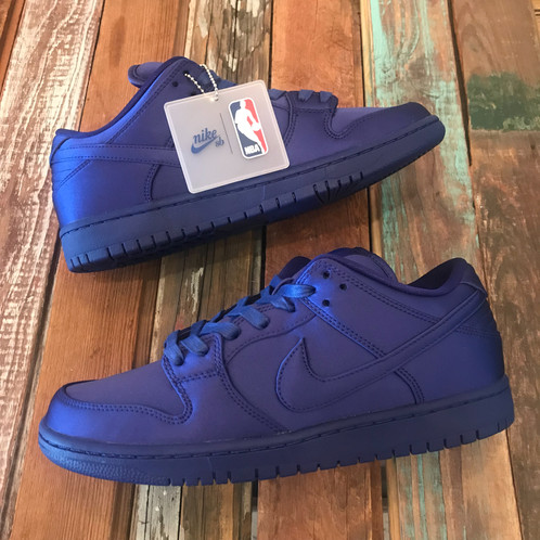 new products dccd5 2184e NBA x Nike Sb Dunk Low