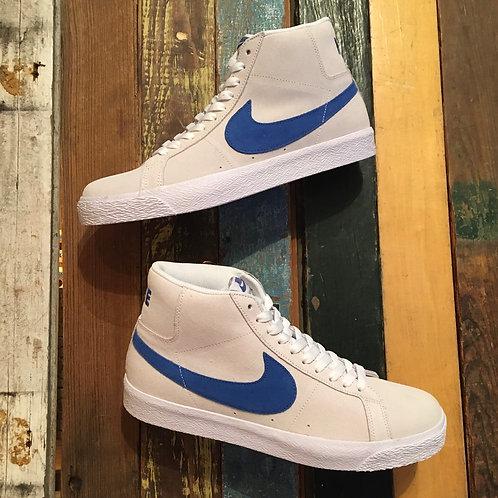 Nike SB Zoom Blazer Mid (Royal blue shit)