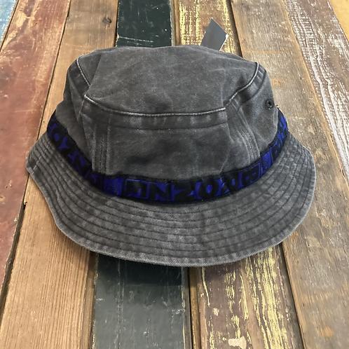 Bronze 56k washed bucket hat