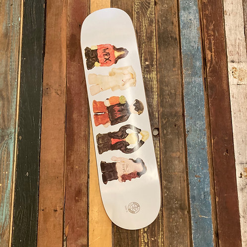 Pass-Port Lowlife Homies and shit Deck