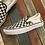 Thumbnail: Vans Skate Slip-On Checker punk rock shit