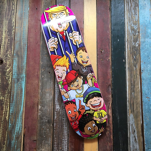 DGK Vote Now Nunez 8.25 Deck