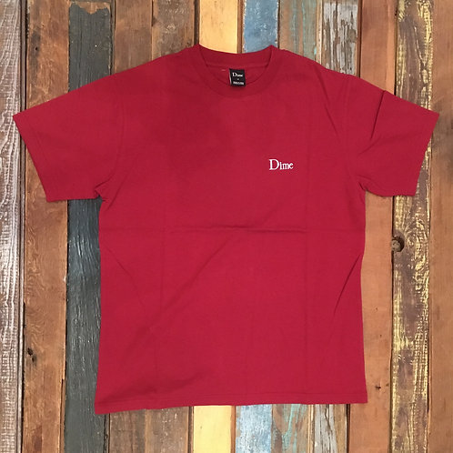 Dime Classic small logo T-shirt