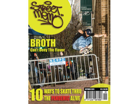 STREET MEMO - The BROTH Issue